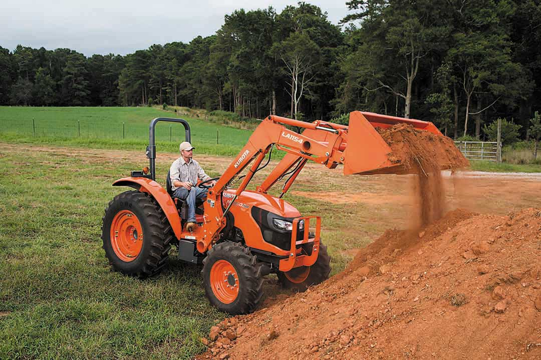 Compact Tractors That Pull Their Weight